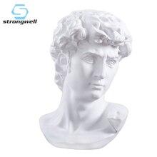 European Greek Character Bust Sketch Resin Ornaments Simulation Venus Character Sculpture Desktop Crafts Home Shop Decor Gifts цена в Москве и Питере