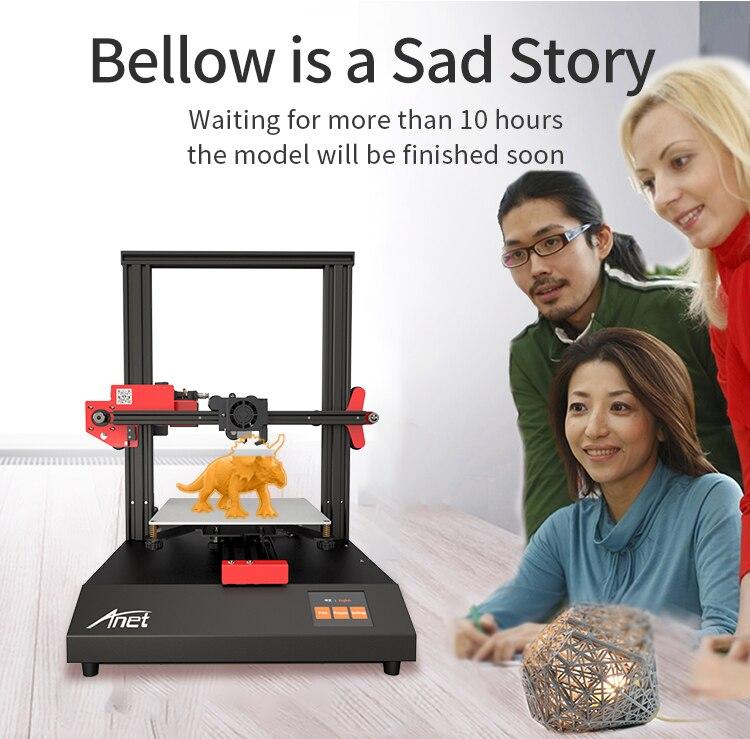 Anet ET4 3D Printer (5)