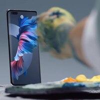 Original Huawei Mate 40 Pro + Plus 12GB RAM 256GB ROM 6.76'' OLED Screen Kirin 9000 5G 50MP Camera IOS 10X Zoom Cell Phone 2