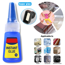 Instant Glue Multi-Purpose Super Adhesive DIY Portable for Home Metal Plastic MJJ88