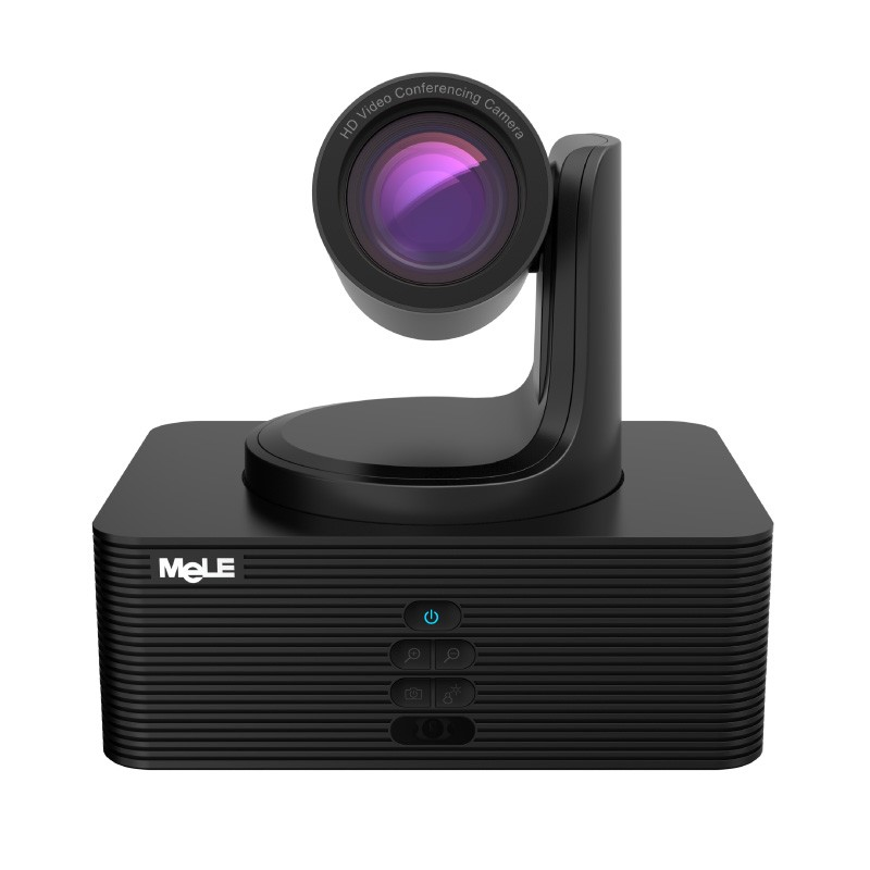 Smart Video Conference System MeLE PCC65 Intel J5005 Windows 10 Pro Mini Computer With Video Meeting Camera All In One