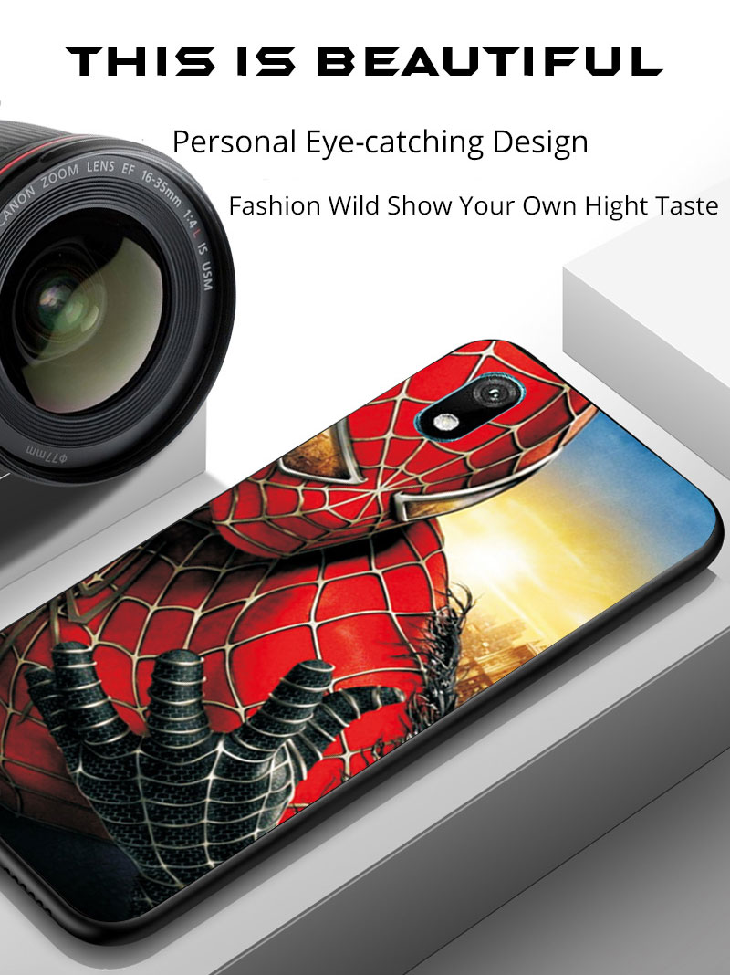 Shell case For Huawei Y5 Y6 Y7 Y9 2019 Y5 Lite Prime 2018 Honor 8S 8A with Clown and Spiderman graphics 10