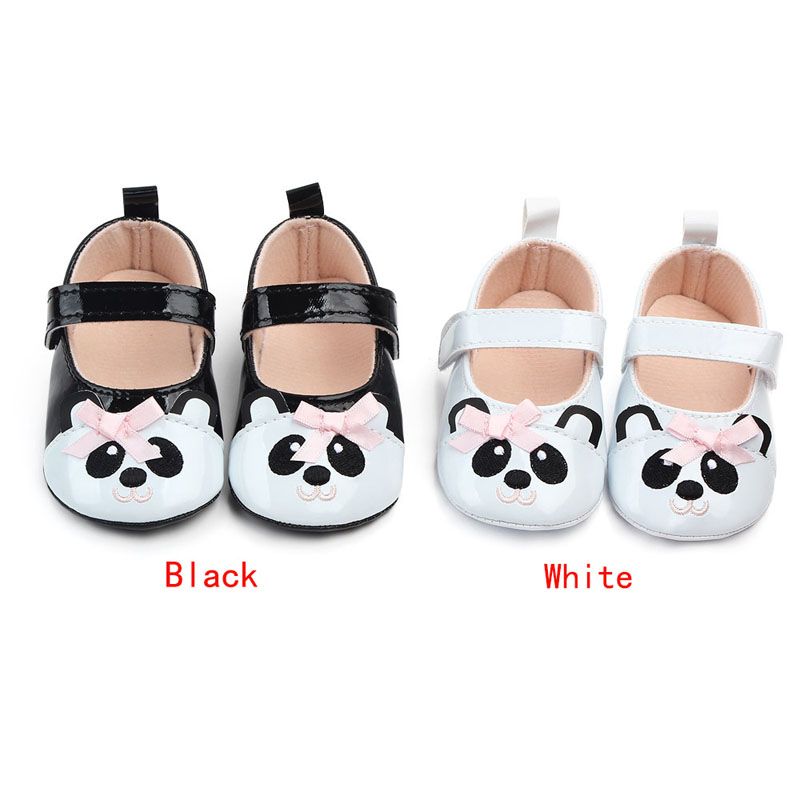 Kids Baby PU Leather Baby Boy Girl Baby Moccasins Shoes Bow Fringe Soft Soled Non-slip Footwear Crib Shoes