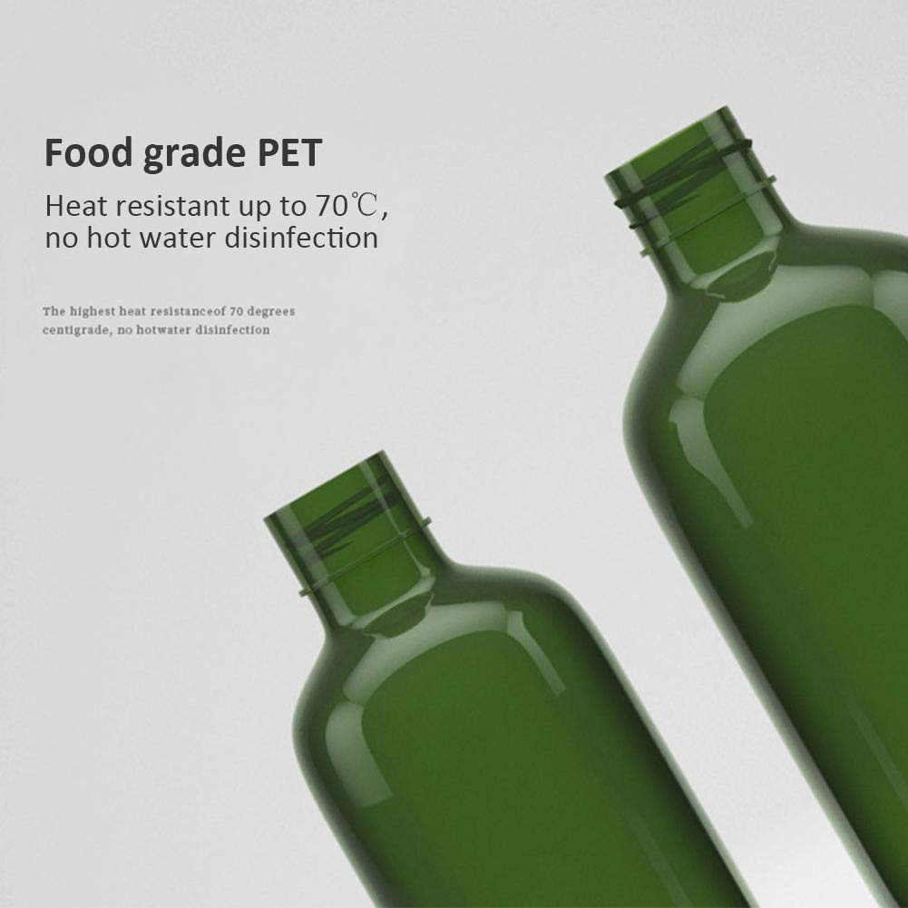 4Pcs Nuovo 500ML Pompa Bottiglia di Trucco Liquido Bagno Bottiglia di Shampoo Da Viaggio Contenitore di Bottiglia di Dispenser Per Il Sapone Gel Doccia