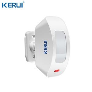 Image 5 - KERUI W20 WIFI GSM Smart Home Security Alarm System Motion Detector 433MHz Wireless RFID Card APP Remote Control Burglar Alarm