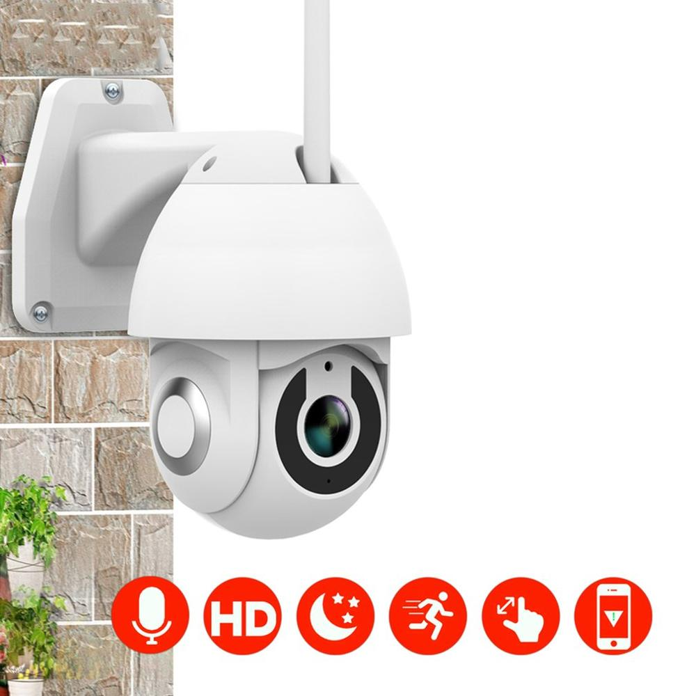 Wireless IP Camera Hd Outdoor Waterproof Wifi Smart Ball Machine Surveillance Camera Security IP Camera US EU UK AU