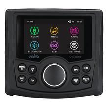 Récepteur multimédia numérique stéréo étanche Bluetooth, avec lecteur Audio/vidéo, DAB + AM FM, Streaming de musique, bateau UTV ATV ATV Spa