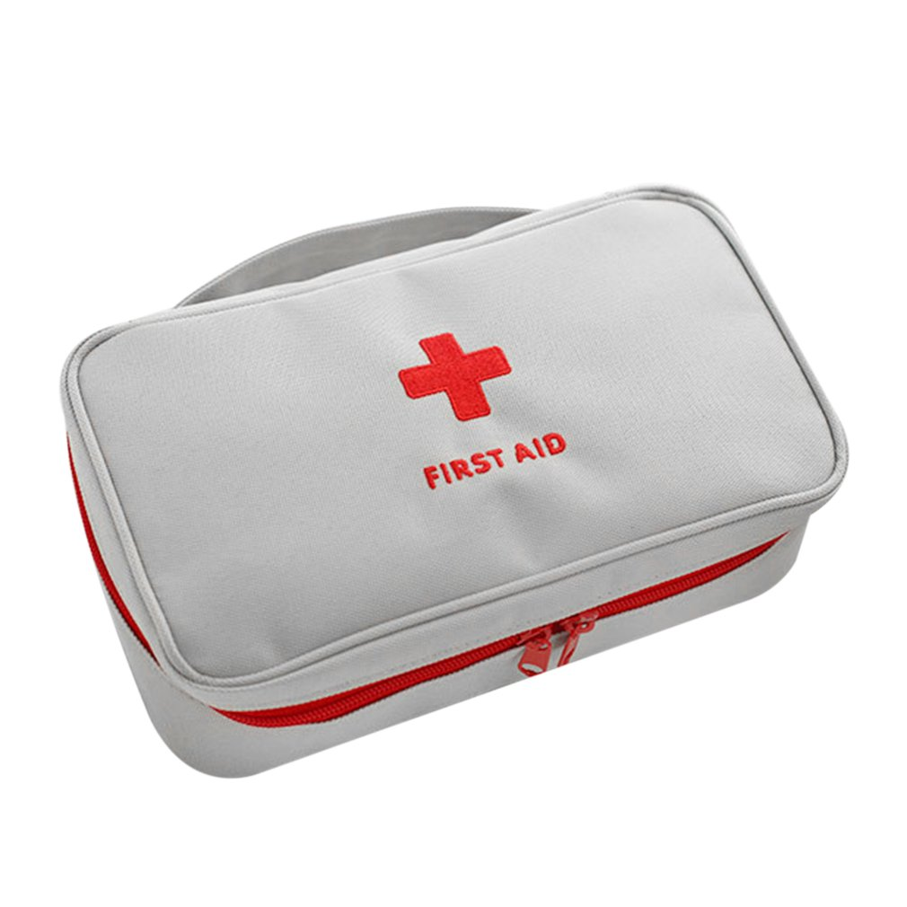 Outdoor First Aid Kit Bag Emergency Medical Kit Survival Bag Handbag Travel Medicine Storage Bag Small Organizer With Handle