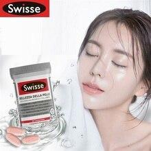 Swisse Bellezza Della Pelle healthy Hair Nails Skin Firmness 30 Tablets Women