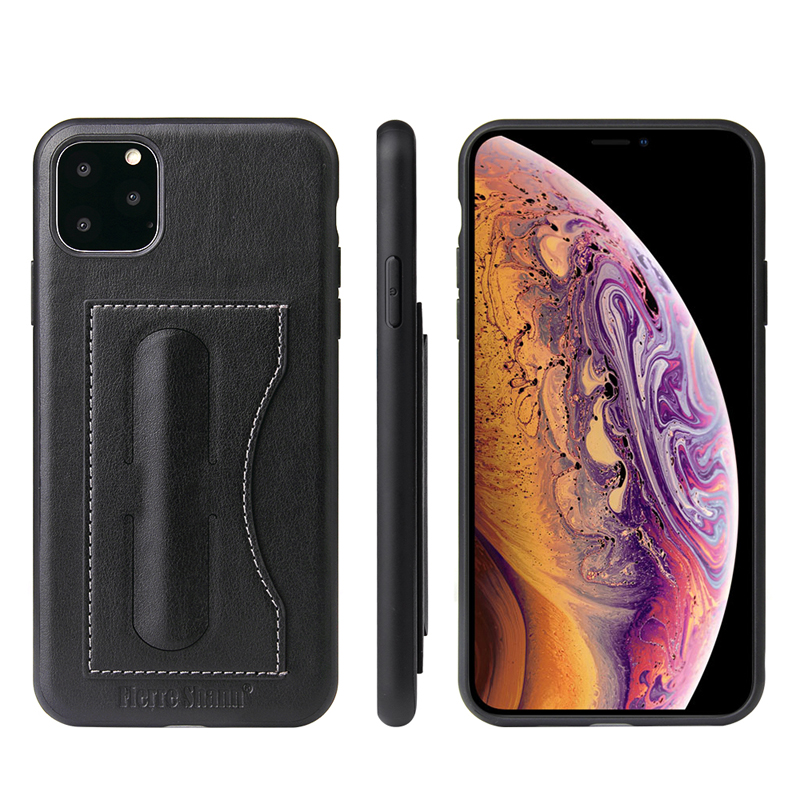 Fashion Faux Leather Card Holder Case for iPhone 11/11 Pro/11 Pro Max
