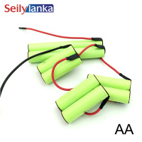 AA 2500mAh for Electrolux AEG 12V battery pack CT96 AG906 AG811 AG813 ML13 PNC900055110 PNC900164350 Handheld vacuum cleaner
