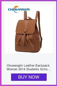 H89b526bf6880411bb627a2ea462512a2V Chuwanglin Female women canvas backpack preppy style school Lady girl student school laptop bag mochila bolsas ZDD6294
