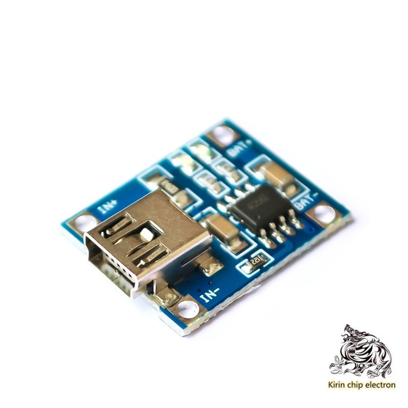 10pcs / Lot Tp4056 1A Lithium Battery Charging Board Charging Module Lithium Battery Charger Mini USB Interface