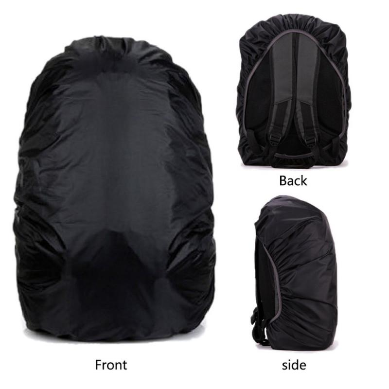 Highquality Waterproof Dust Rain Cover Travel Hiking Backpack Outdoor Cycling Bag Cover Portable Ultralight Shoulder Protect Bag