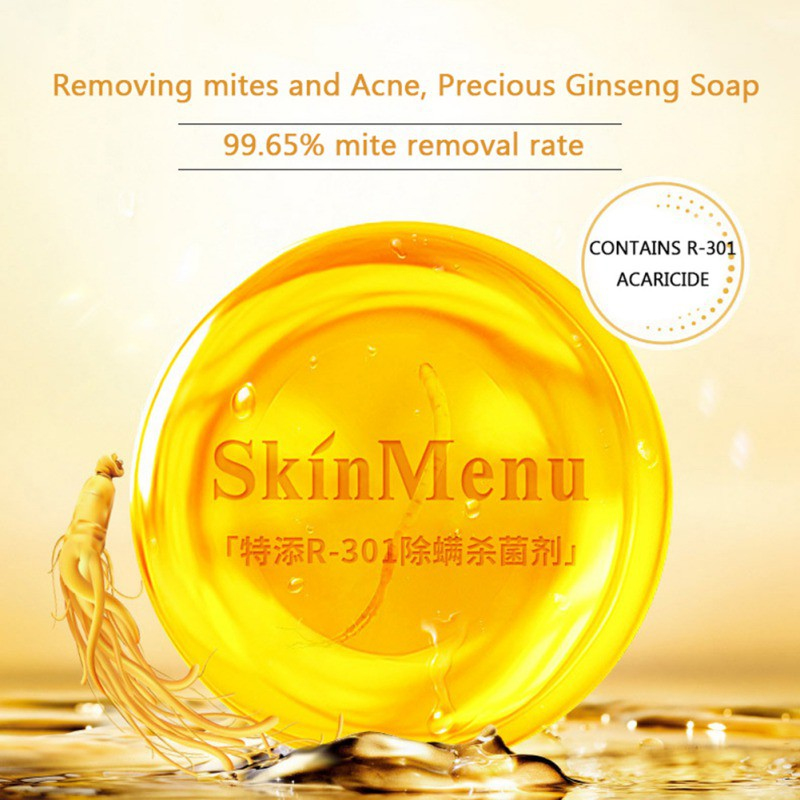 Natural Removes Mites Soap Moisturizing Cleansing Soap Removes Dirt And Acne Soap Whitening Soap New Arrival