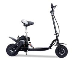 Foldable Gas Gasoline Scooters 2-Stroke 4-Stroke Fuel Power Mini Pedal Scooter Motor Dirt Bike Mini motorcycle