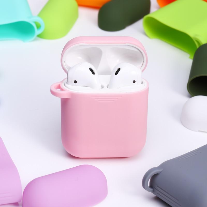 Silicon I9s I12 I11 TWS Case Wireless Bluetooth Earphone Bumper  I10 I9 I11 I13 I14 I15 TWS Headphone Cases TPU Protective Cover