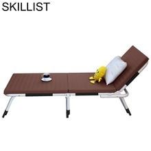 купить Playa Cama Camping Tumbona Para Moveis Chair Transat Bain Soleil Folding Bed Garden Furniture Lit Salon De Jardin Chaise Lounge дешево