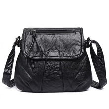 BELLELIFE Brand Designer Leather Crossbody Bags for Women High Quality Soft Shoulder Bag for Female New Fashion Lady Handbags chispaulo new 2016 female genuine leather brand women designer handbags high quality lady shoulder crossbody messenger bags x70