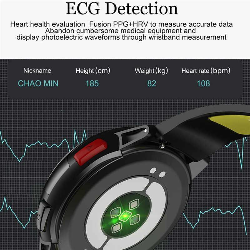 DT68 smartwatch IP68 Impermeabile Braccialetto di 20 Donne Degli Uomini Quadrante Quadranti Orologi Inseguitore di Fitness Messaggio Push Bluetooth Intelligente Orologio