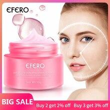 EFERO отбеливающий крем для лица осветляет веснушки возрастные пятна последствия акне увлажняет кожу