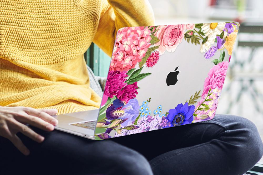 Floral Case for MacBook 172