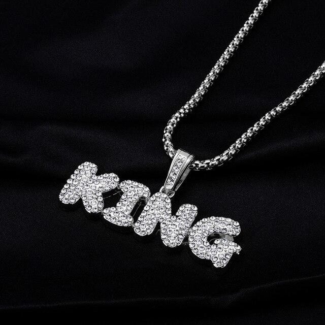 Xuanpai модные ювелирные изделия мужское ожерелье индивидуальное