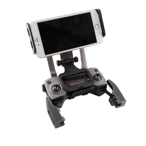 Image 5 - Tablet Holder Bracket Phonefor DJI Mavic 2 Pro Zoom Drone Monitor Front View Mount Stand Stent for Mavic 2 Drone Accessories
