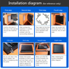 """12"""" 10"""" 15 inch Industrial tablet Panel PC Desktop Computer Resistive Touch Core i3 Windows XP/7/10 system USB SSD WiFi mini pc 6"""