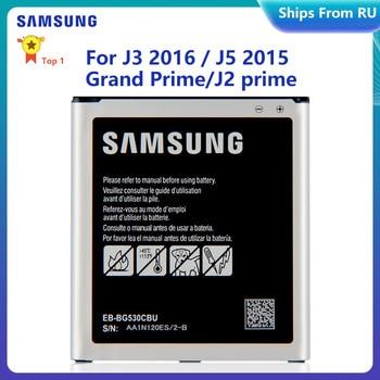 цена на SAMSUNG Battery EB-BG530CBU EB-BG531BBE for Samsung Galaxy Grand Prime SM-G531H J3 2016 J320F J5 2015 J2Prime J2Core J250F G530H