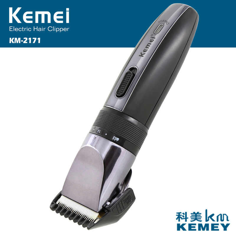 Cordless Adjustable Clippers Professional Hair Clipper Rechargeable Electric Trimmer Men Razor Ceramic Blade Shaver Machine 45D