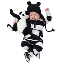 Outfits Clothing-Set Jumpsuit Toddler Infant Baby-Boy-Girl Striped New Autumn