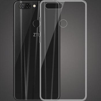 Para ZTE Blade V9 Funda para ZTE Blade V9 VITA Funda trasera de silicona suave para ZTE Blade V9 Funda