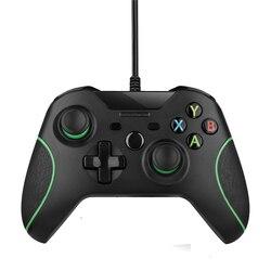 USB проводной контроллер для microsoft Xbox One контроллер геймпад для Xbox One тонкий ПК Windows мандо для Xbox one джойстик