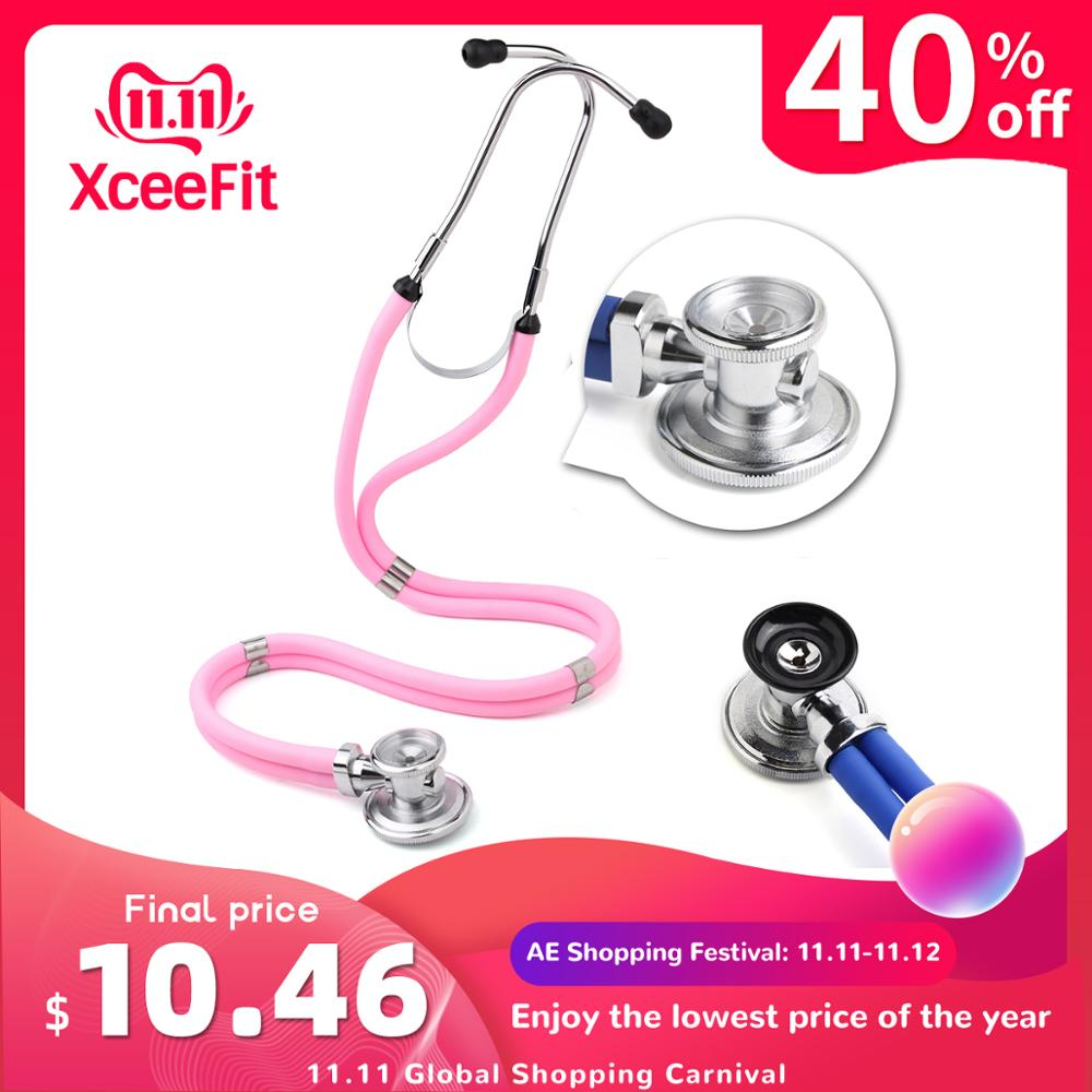 Multifunctional Dual Head Stethoscope Medical Cardiology Stethoscope Doctor Professional Phonendoscope Doctor Medical Devices