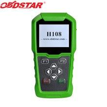 OBDSTAR H108 PSA Programmer Support All Key Lost Programming/Pin Code Reading/Cluster Calibrate for Peugeot/Citroen/DS