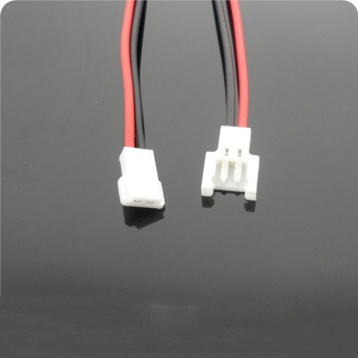 10Pairs Lithium Battery Adapter Wire Male Female Connection Cable <font><b>51005</b></font> 24AWG Battery Wire Cord for RC Cars/Boats Parts image