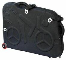 """Caso de viagem da bicicleta acessórios bicicleta eva material à prova de chuva bicicletas caixa dura saco para 26 /27.5 """"/700c mtb bicicleta de estrada venda quente"""