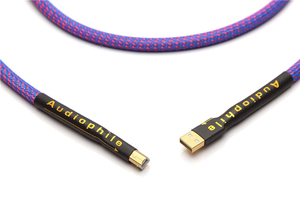Image 4 - Hi End QED OCC כסף מצופה USB אודיו כבל נתונים USB כבל DAC USB hifi כבל A B usb כבל