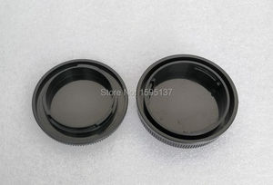 Image 4 - Câmera frente tampa do corpo + tampa da lente traseira substituir R F 4 para canon para eos m para eosm 2 m3 m5 m6 mark ii m10 m50 m100 câmera e EF M