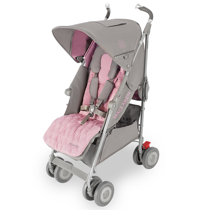Imported Margroran Maclaren Techno XLR Baby Stroller Can Lie On A Folding Baby Umbrella Cart