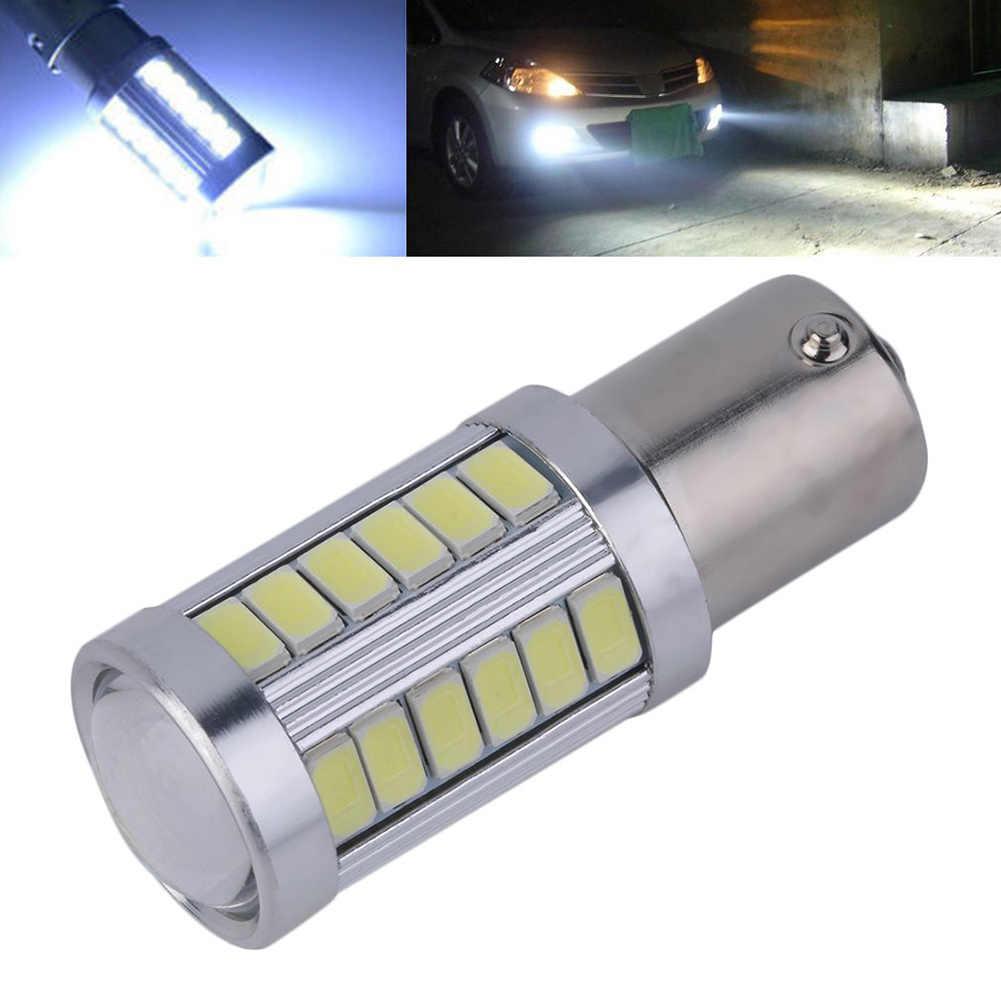 12V 1156 P21W 33 SMD LED Lampu DRL Siang Hari Strobo Lampu Kabut Sinyal Sangat Jual, Lampu Rem Lampu Beam 360 sudut Aksesoris Mobil