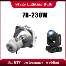 Hot Sales 1PCS 7R 230W Metal Halide Lamp moving beam lamp 230 beam 230 SIRIUS HRI230W For Stage lighting Made In China