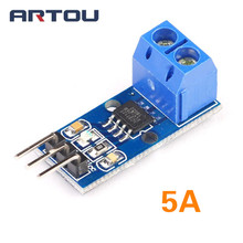 NEW 5A Hall Current Sensor Module ACS712 model for arduino