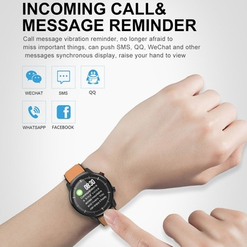 SENBONO S10 PLUS  smartwatch IP67 Waterproof Heart Rate Blood Pressure Monitoring Multiple Sport men Smart Watch for IOS Android 2