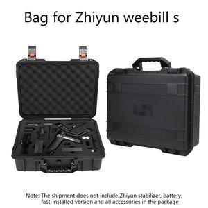 Image 1 - אחסון תיק מזוודת פיצוץ הוכחה תיבת נרתיק עבור Zhiyun Weebill S ערכת PTZ