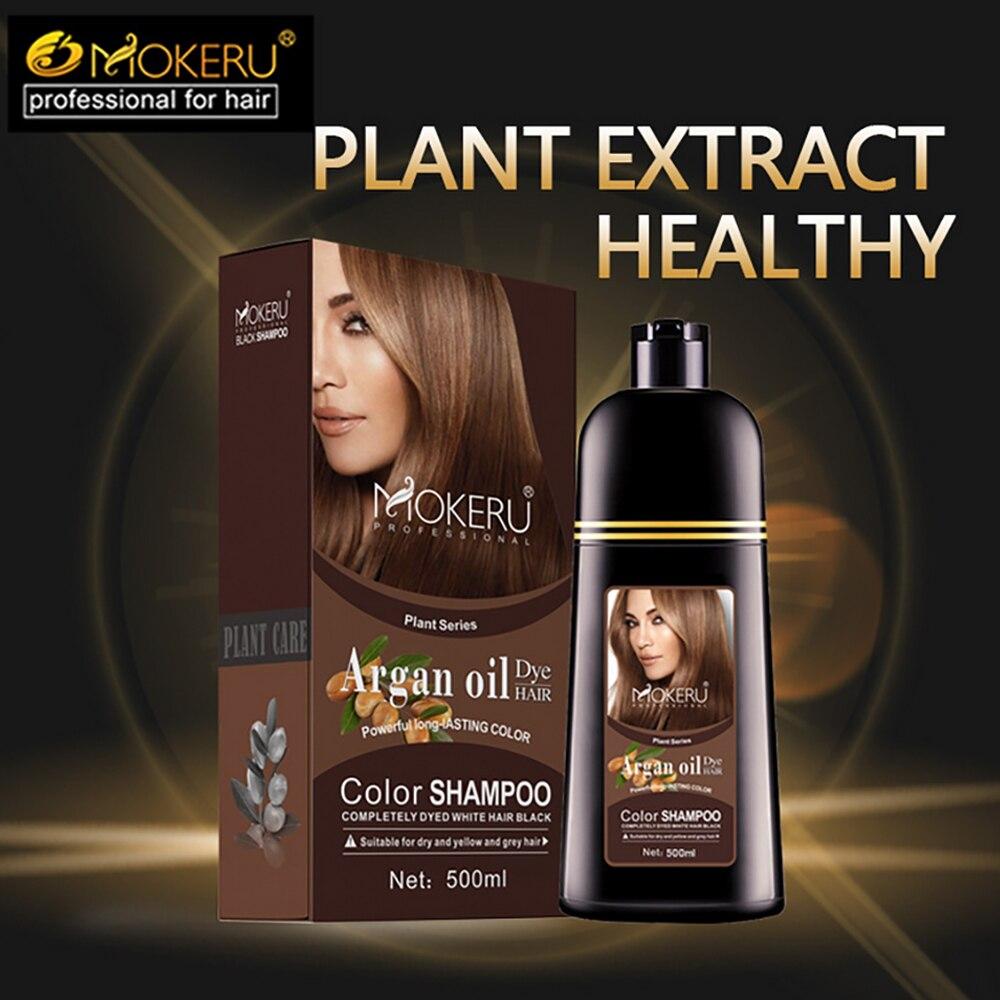 500ml natural óleo de argan essência tintura
