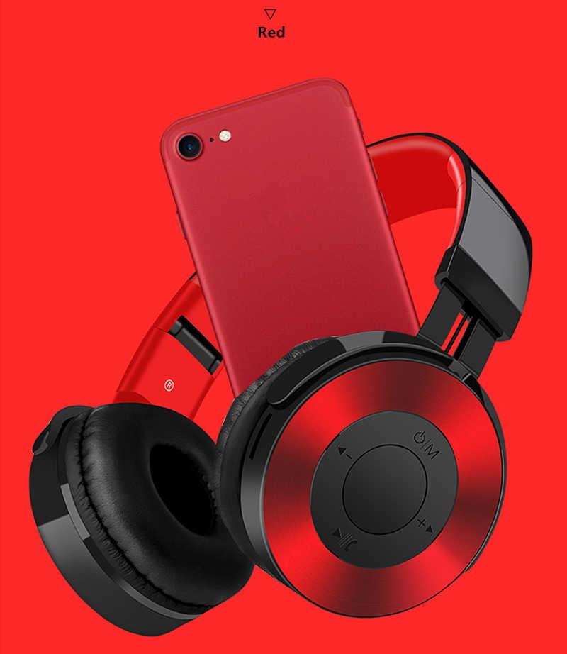 LVcards 3 Bluetooth ヘッドセットワイヤレスイヤホンスポーツヘッドホンステレオヘッドセット tf/FM/マイクモードのための電話 /VR/MP3