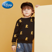 Disney Childrens Clothing Baby Sweater Boys Warm Clothes  Autumn Tops Toddler Top