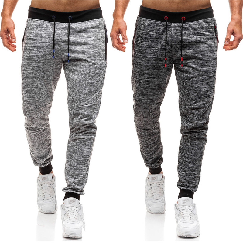 Gyms Men Joggers Sweatpants Men's Casual Pants Fashionable Hip Hop Fitness Overalls Trousers Bodybuilding Pants Streetwear